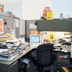 Decluttering Your Workspace is important