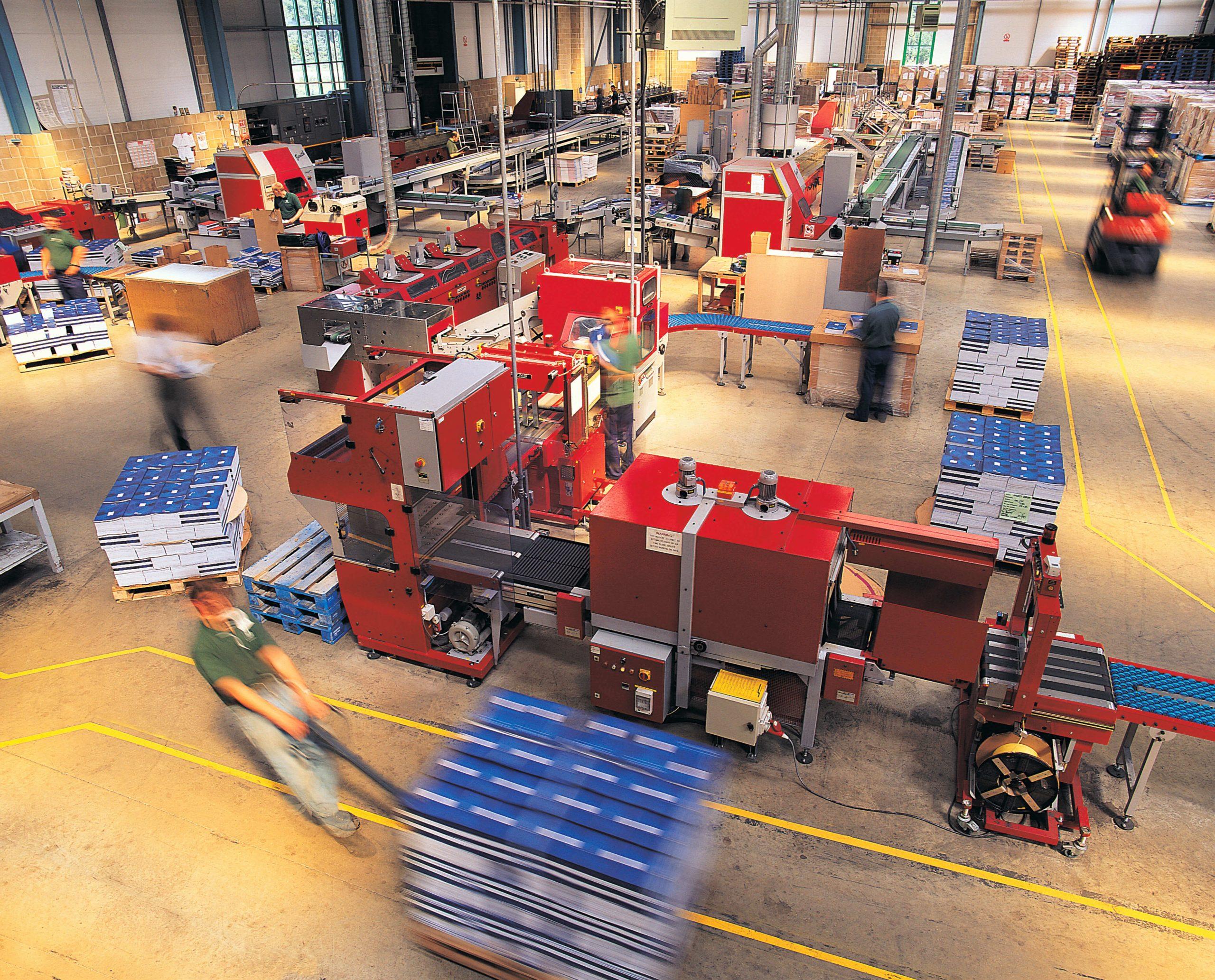 design a lean facility