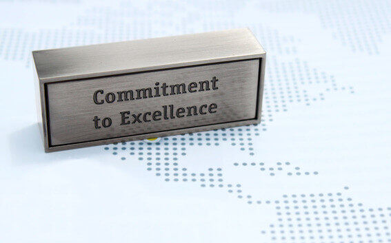5S takes a commitment to excellence